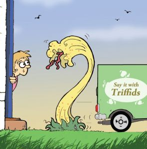 TW414 – Say it with Triffids
